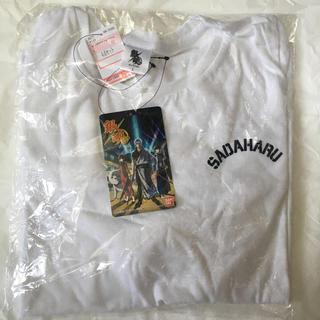 バンダイ(BANDAI)のしまむら 銀魂コラボ 《定春 Tシャツ》(Tシャツ(半袖/袖なし))