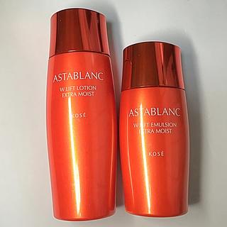 アスタブラン(ASTABLANC)の【お買得♪】アスタブラン 化粧水&乳液(化粧水 / ローション)