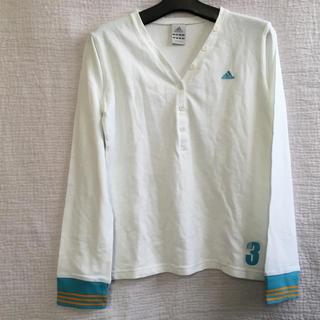 アディダス(adidas)のadidas ロングT(Tシャツ(長袖/七分))