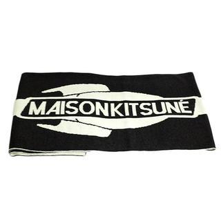 メゾンキツネ(MAISON KITSUNE')のマフラー メゾンキツネ MAISON KITSUNE メンズ レディース(マフラー/ショール)