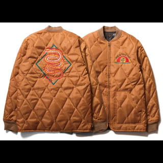 フォーサーティ(430)のfourthirty souvenir jacket 430(ナイロンジャケット)