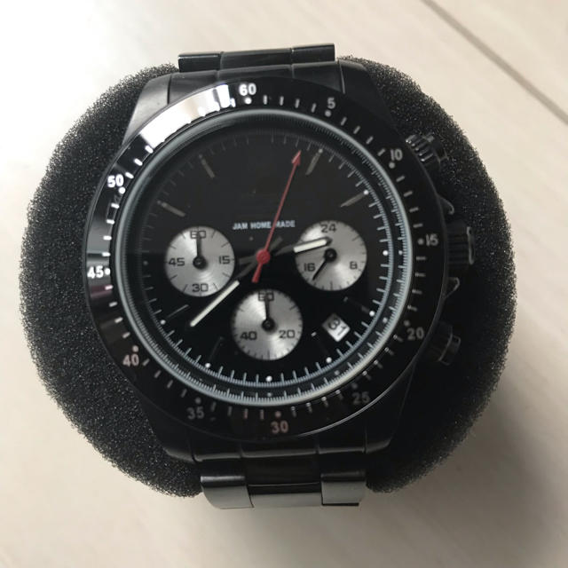 JAM HOME MADE & ready made(ジャムホームメイドアンドレディメイド)のJAMHOMEMADE 時計 メンズの時計(腕時計(アナログ))の商品写真