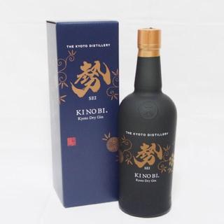 40 ◆京都蒸留所◆季の美「勢」◆クラフト・ジン◆700ml・54度(リキュール/果実酒)