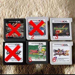 ニンテンドー3DS(ニンテンドー3DS)の3DS.DSカセット (携帯用ゲームソフト)