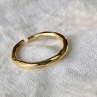 真鍮  リング  指輪. No.4