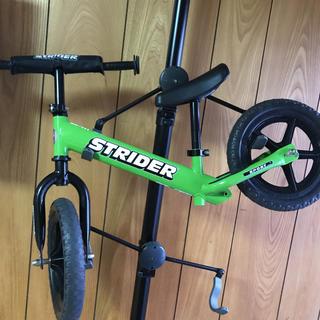ストライダ(STRIDA)のストライダー  グリーン  スポーツモデル(自転車)