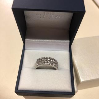 ジュエリーツツミ(JEWELRY TSUTSUMI)の美品(^^)1カラット近いダイヤモンド(リング(指輪))