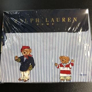 ラルフローレン(Ralph Lauren)のRALPH LAUREN ポロベア スローピロー (クッションカバー)
