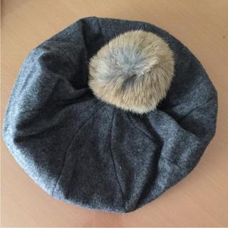 イーハイフンワールドギャラリー(E hyphen world gallery)の【イーハイフン】ベレー帽(ハンチング/ベレー帽)