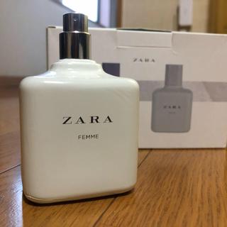 ザラ(ZARA)のZARA 香水 femme(香水(女性用))