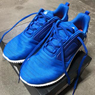 アディダス(adidas)のクライマクールadidas26.0 ジムトレーニング等にナイキvans(トレーニング用品)