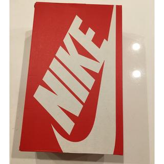ナイキ(NIKE)のナイキ  靴箱 650円(ショップ袋)