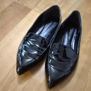 レプシィムローリーズファーム(LEPSIM LOWRYS FARM)のローファー風のペタンコパンプス(ローファー/革靴)