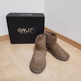 エミュー(EMU)の専用です‼️★新品未使用★emu★26㎝★mushroom★(ブーツ)