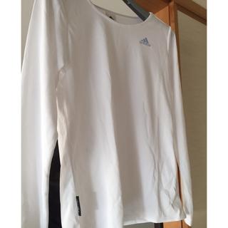 アディダス(adidas)のadidas Tシャツ長袖(Tシャツ(長袖/七分))