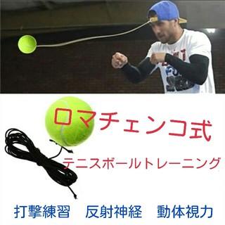 お試し特価★ロマチェンコ式パンチングボール★瞬発力の向上(ボクシング)