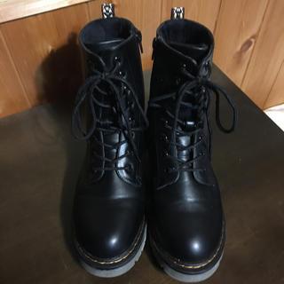 シマムラ(しまむら)の8ホール ブーツ(ブーツ)