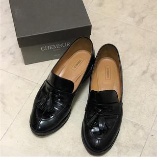 ペリーコ(PELLICO)の値下げ✳︎CHEMBURローファー(ローファー/革靴)