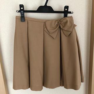 オペーク(OPAQUE)のOPAQUE フレアスカート 36(ひざ丈スカート)