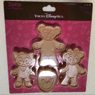Disney - スウィート ダッフィー クッキー型 抜き型 2017 限定