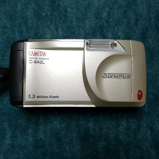 オリンパス(OLYMPUS)のOLYMPUS C-840L ジャンク(コンパクトデジタルカメラ)