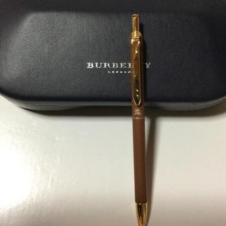 バーバリー(BURBERRY)のバーバリー ミニボールペン(ペン/マーカー)