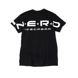 アディダス(adidas)のICECREAM × N.E.R.D LOGO T-SHIRTS Lサイズ(Tシャツ/カットソー(半袖/袖なし))