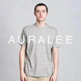 ヤエカ(YAECA)のAURALEE オーラリー S/LESS CREW T-Shirts(Tシャツ/カットソー(半袖/袖なし))
