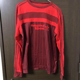 アディダス(adidas)のアディダスオリジナルM(Tシャツ/カットソー(七分/長袖))