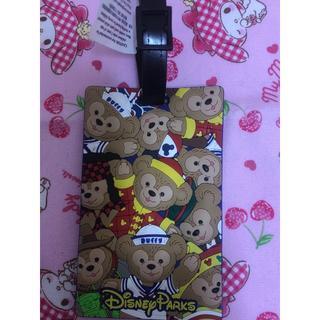 ディズニー(Disney)の香港ディズニースーツケースタグ(その他)