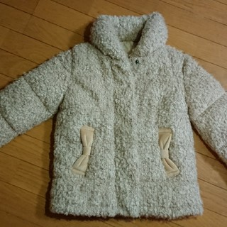 ジーユー(GU)の暖かボアブルゾン(ジャケット/上着)