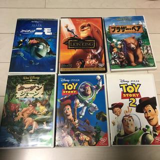 ディズニー(Disney)のDVD(DVDプレーヤー)