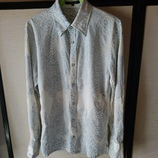 ゴーサンゴーイチプールオム(5351 POUR LES HOMMES)の5351プールオム 柄シャツ(Tシャツ/カットソー(七分/長袖))