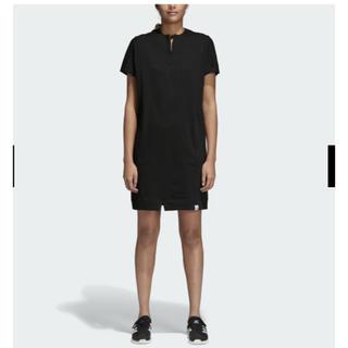 アディダス(adidas)のadidas ワンピース XBYO DRESS(ひざ丈ワンピース)