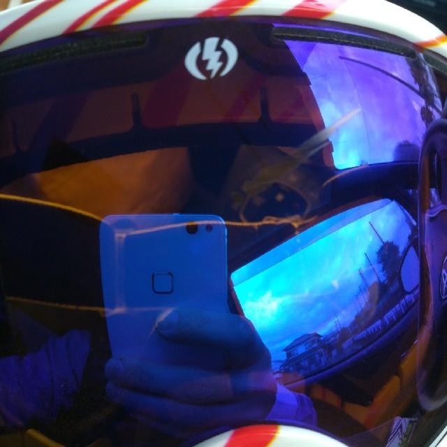 BURTON(バートン)のelectric neff ゴーグル スポーツ/アウトドアのスノーボード(アクセサリー)の商品写真