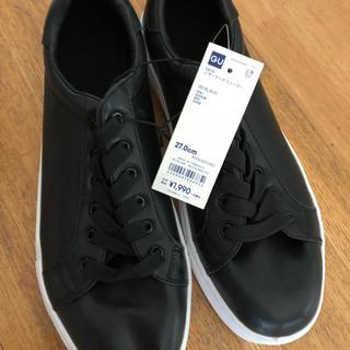 ジーユー(GU)のgu靴(スニーカー)