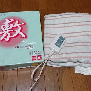 専用ページ 12/5まで(電気毛布)