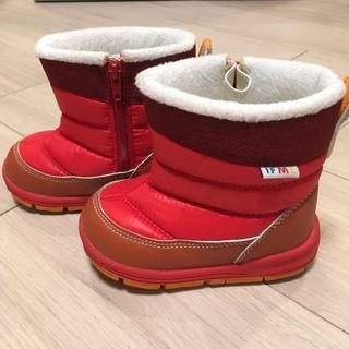 ☆m-様専用☆IFME スノーブーツ  14cm(ブーツ)