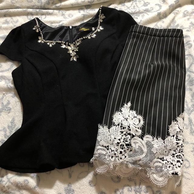 a4927a55cf29b dazzy store(デイジーストア)のキャバドレス ツーピース レディースのフォーマル ドレス(