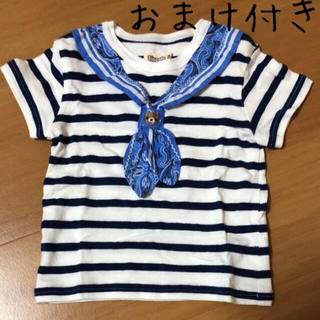 キムラタン(キムラタン)のキムラタン ピッコロ ペイズリー Tシャツ 80 カットソー 90(Tシャツ)
