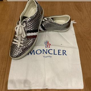 モンクレール(MONCLER)のMONCLER(スニーカー)