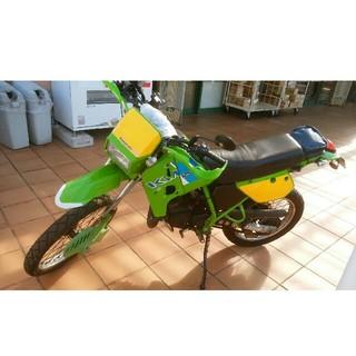 カワサキ(カワサキ)のカワサキ 125cc オフロード 東京都(車体)