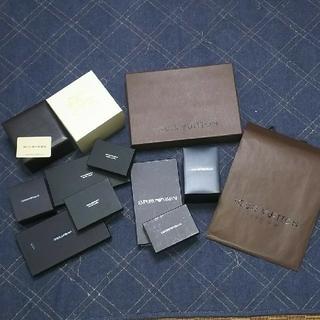 バーバリーブラックレーベル(BURBERRY BLACK LABEL)のブランドの空箱(ショップ袋)