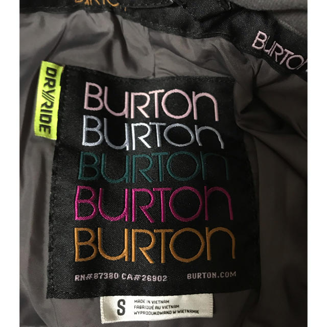 BURTON(バートン)の新品BURTON レディーススノボーウェアズボン スポーツ/アウトドアのスノーボード(ウエア/装備)の商品写真