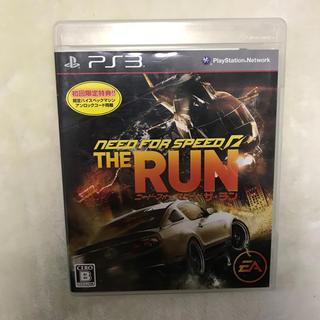 PlayStation3 - PS3 ニード・フォー・スピード  ザ・ラン