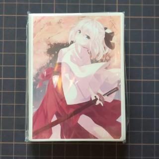 FGO 沖田総司 キャラクタースリーブ(カードサプライ/アクセサリ )