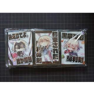 FGO キャラクタースリーブセット(カードサプライ/アクセサリ )