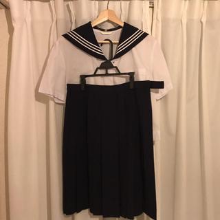 値下げ!!セーラー服(夏服)女子校(衣装)