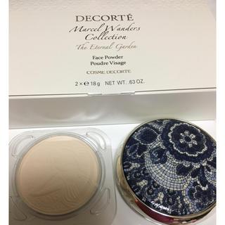 コスメデコルテ(COSME DECORTE)のコスメデコルテ マルセルワンダース コレクション2018(フェイスパウダー)