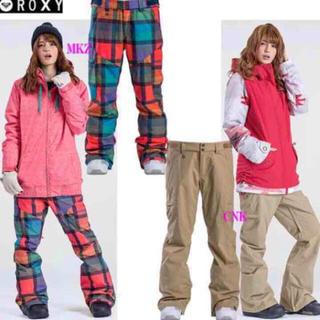 ロキシー(Roxy)の新品 ROXY ロキシー スノーボード スキー ウエア パンツ(ウエア/装備)